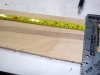 Measure 1 - 475mm x 100mm board