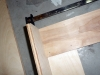 Add the top board - mounting points marked