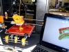 Printing a 40mm Print Fan Holder