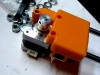 X-Axis - Mounting Stepper Motor