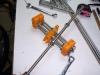 Y-Axis - Prepare threaded rods