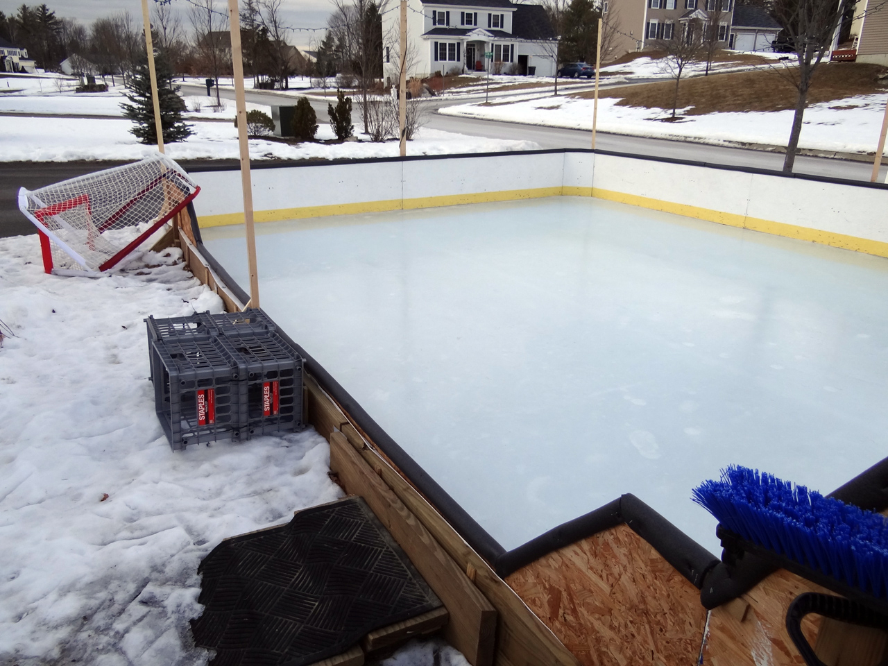 2012 2013 backyard ice rink the morgan demers blog