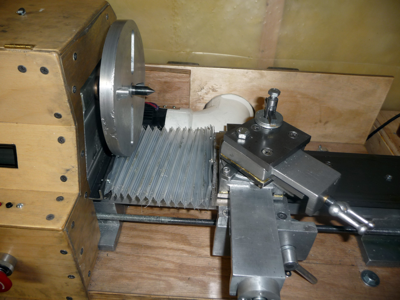 How to build lathe diy pdf plans for Free metal project plans