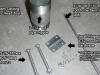 Pressure Head Tool Parts