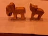 Elephant & Faun