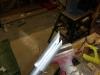 Use The Bigger Burner Nozzle to Enlarge The Burner Tube