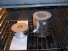 Cure the Furnace and Lid in a Conventional Oven