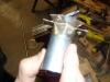 Burner Tube Support formed to Burner Tube