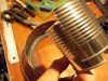 Trim the Tin Can's overlap