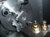 Setup To Bore Spindle Hole
