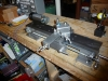 The Lathe - Motor Test Setup