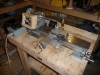 7/27/12 - Lathe Progress