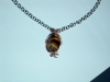 Tiger's Eye Necklace #1